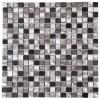 Retro Cafe Glass Mix 1x1 Mosaic
