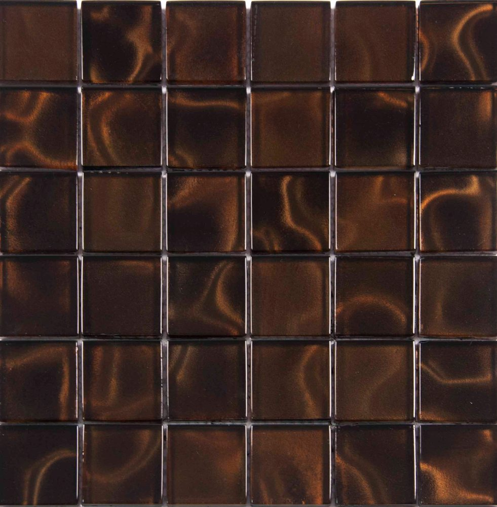 Deja Vu Cafe 2X2 Glass Mosaic