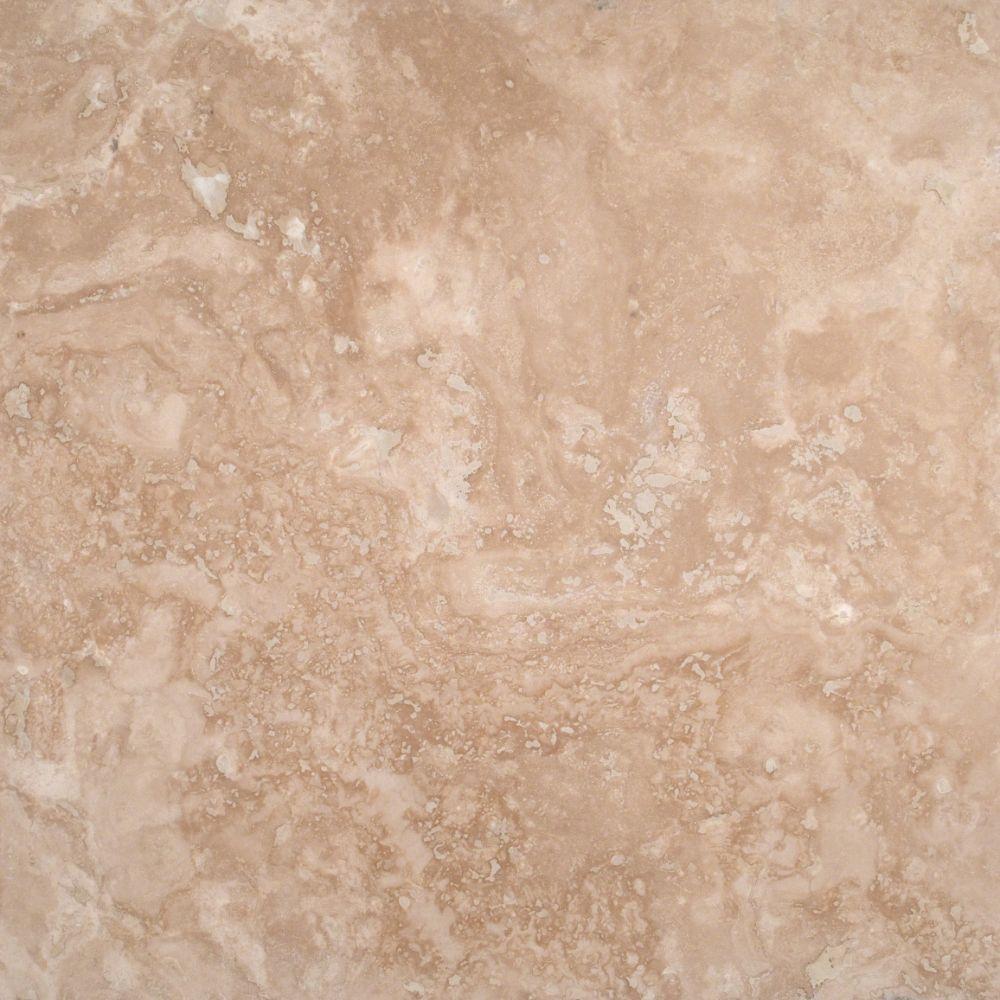 Durango Cream 18X18 Honed / Filled