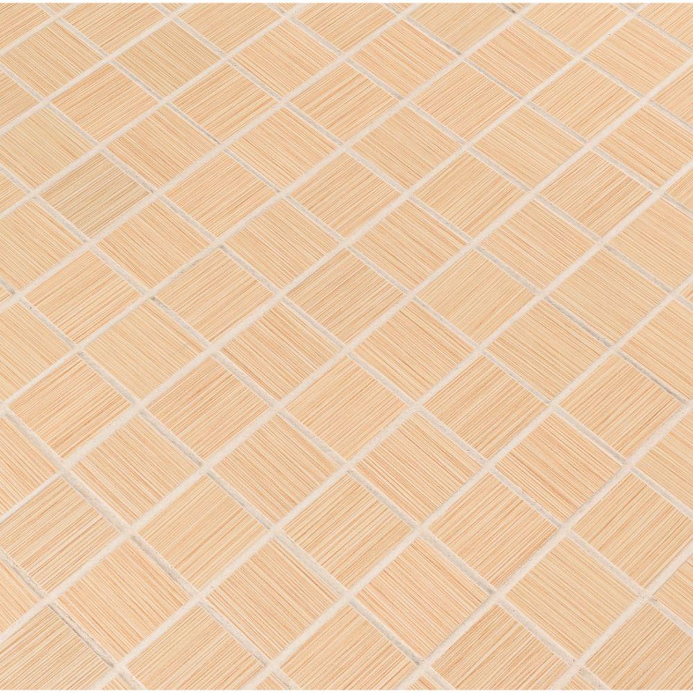 Focus Khaki 2X2 Matte Porcelain Mosaic