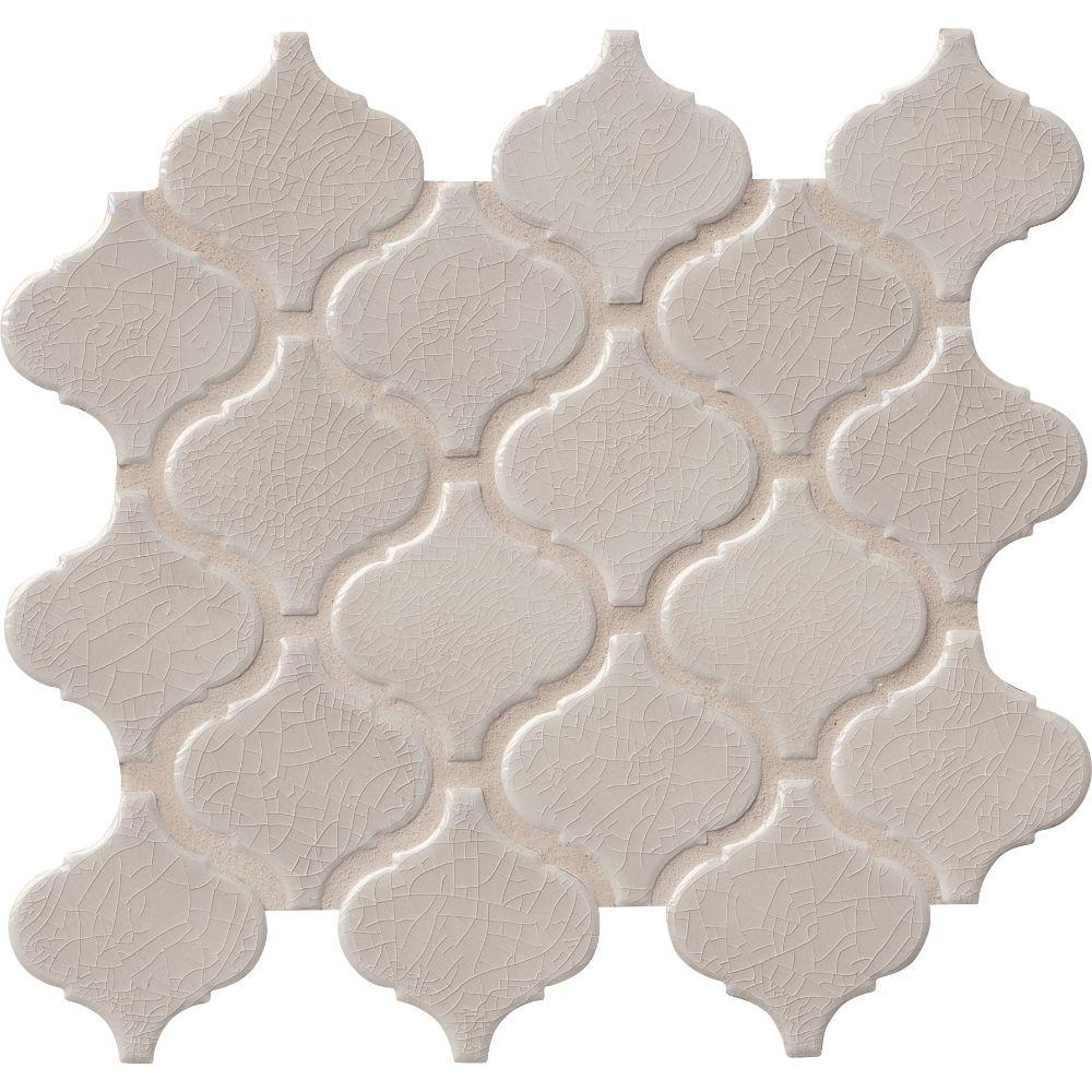 Fog Arabesque Pattern 6mm