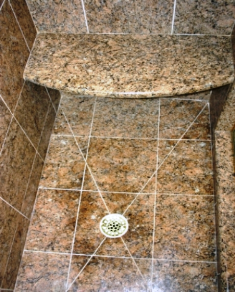 Giallo Veneziano Granite Tile