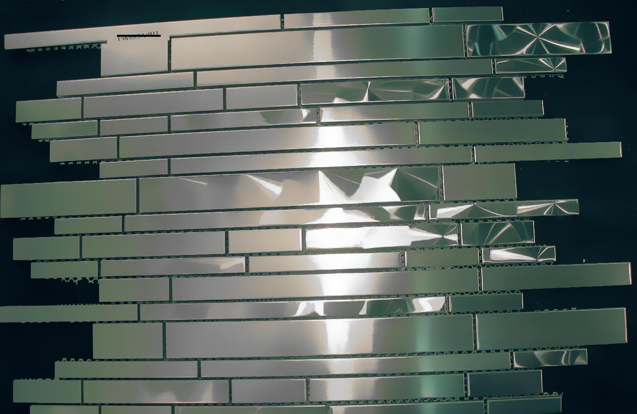 Odyssey 11.75x14 Interlocking Mosaic