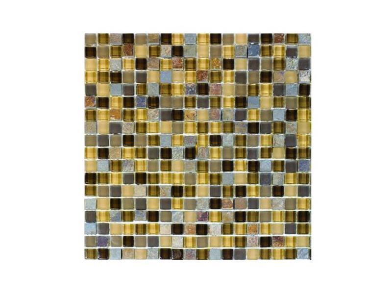 Hempsford Glass Mix 5/8x5/8 Mosaic