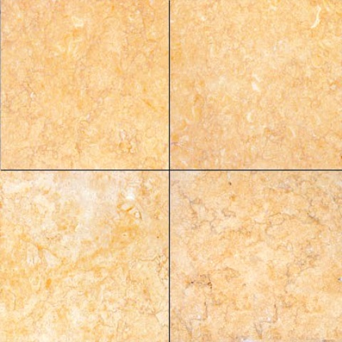 Luxor Gold 18x18 Brushed