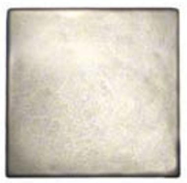 Pewter Metal 4x4 Field Tile