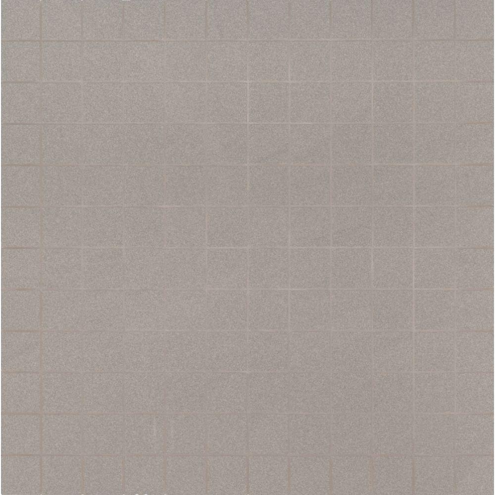 Optima Grey 2X2 Polished Porcelain Mosaic
