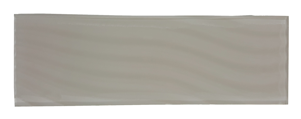 Pacific Collection Tawny 4x12 Glossy Glass Subway Tile