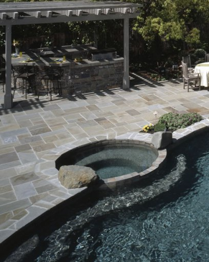 Pennsylvania Bluestone All Sides Sawn Cut 24X36 Paver