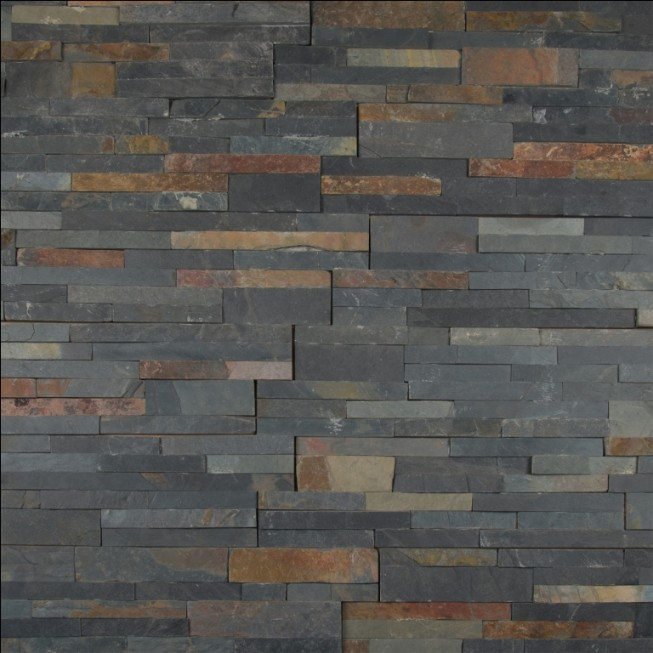 Sedona Multi 6X6 Split Face Corner Ledger Panel