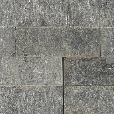 Sedona Platinum 6X24 Split Face Ledger Panel