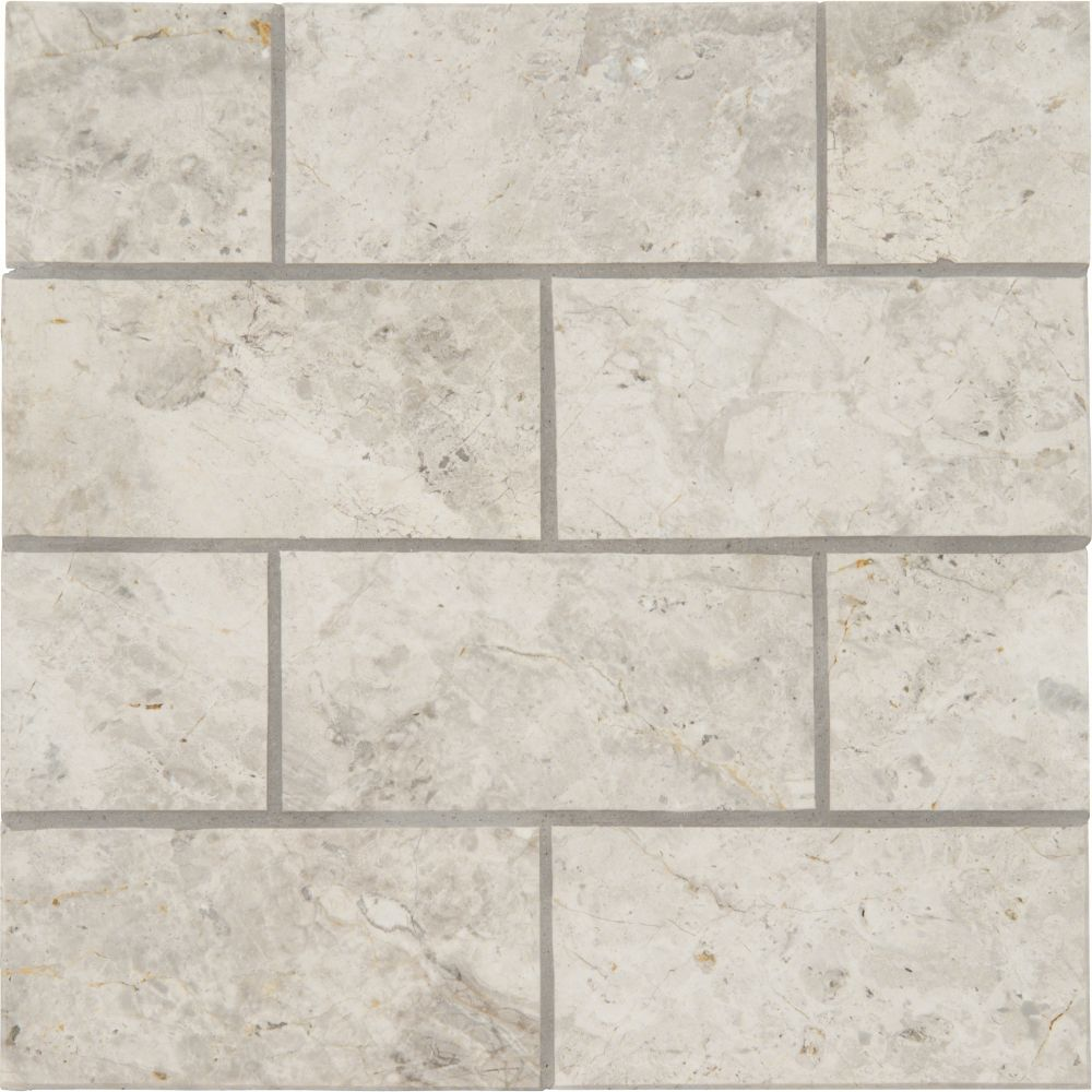 Tundra Gray 3x6 Polished