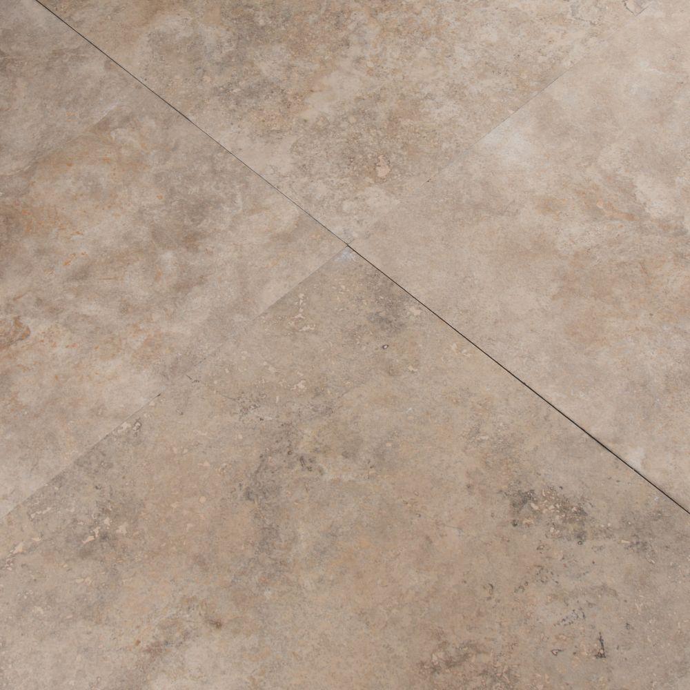 Tuscany Walnut 18X18 Honed / Filled