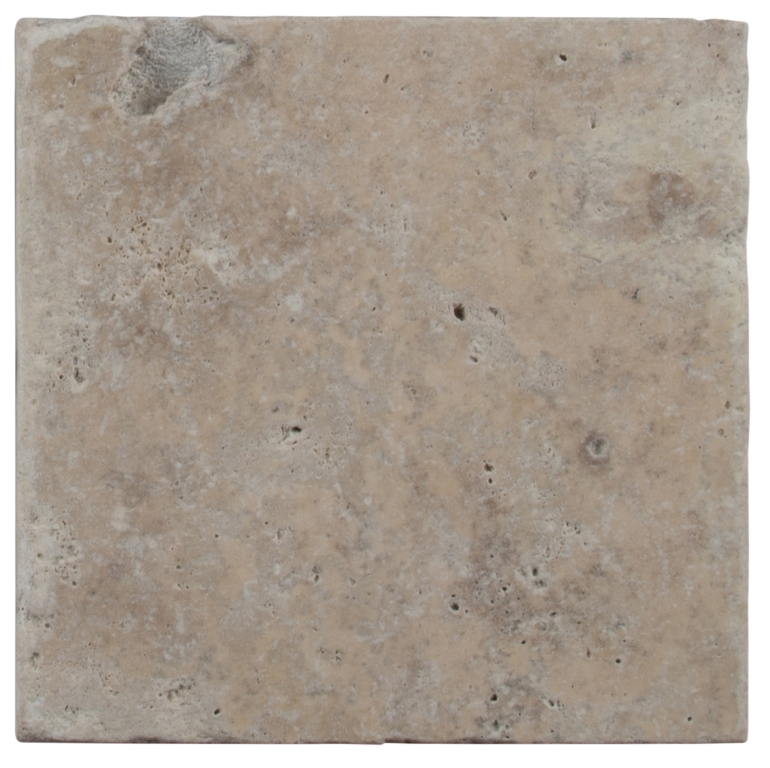 Tuscany Walnut 24X24 Honed Unfilled Tumbled Paver