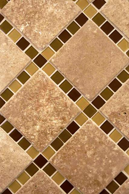 Durango Cream 4X4 Honed And Bevel Tile