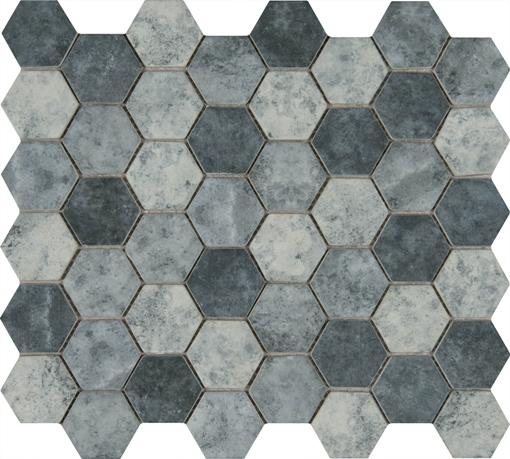 Urban Tapestry 6mm Hexagon