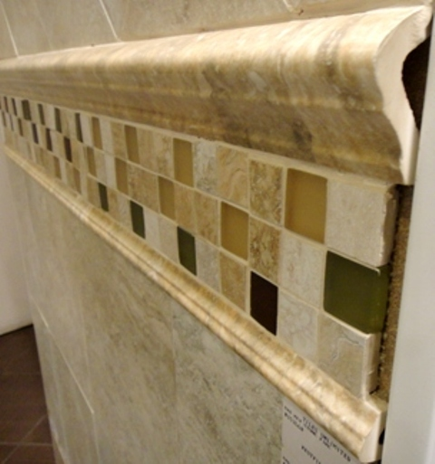Travertino Beige VCap 2.5X6 Matte