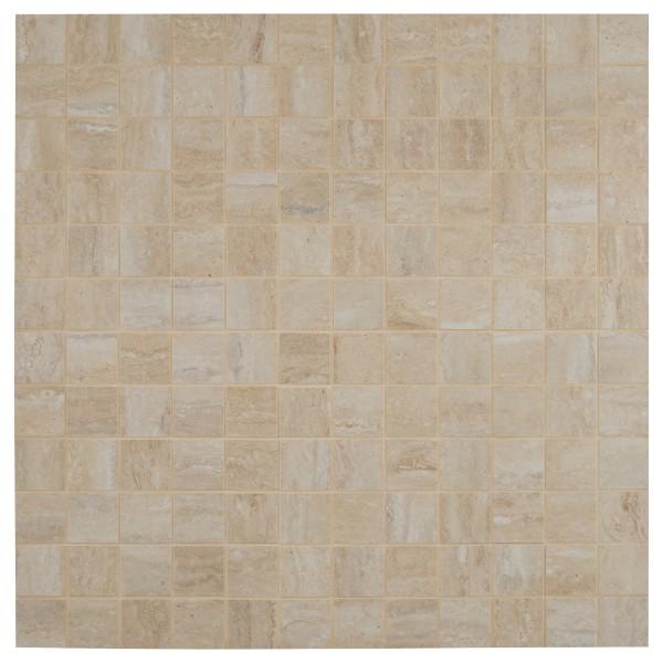 Vezio Beige 2X2 Matte Mosaic