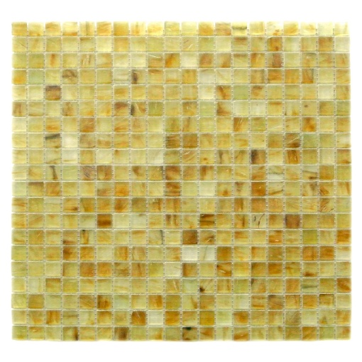 Amber Collection 5/8 x 5/8 Miele Matte Square