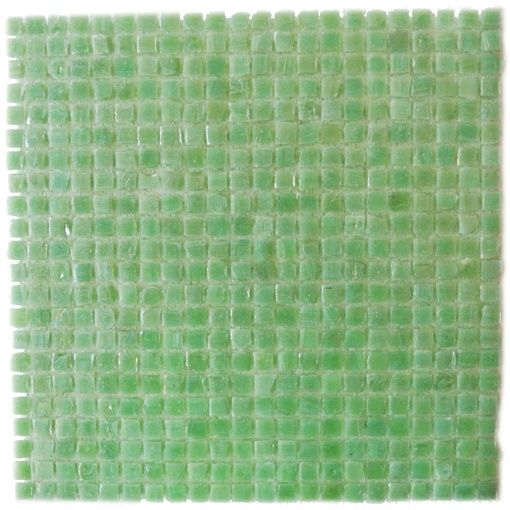 Ecologic Collection 3/8 x 3/8 Basil Glass