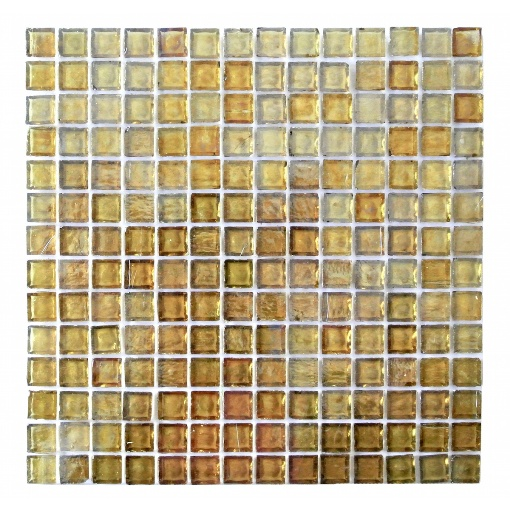 Leed Amber Collection 3/4 x 3/4 Ocher Star