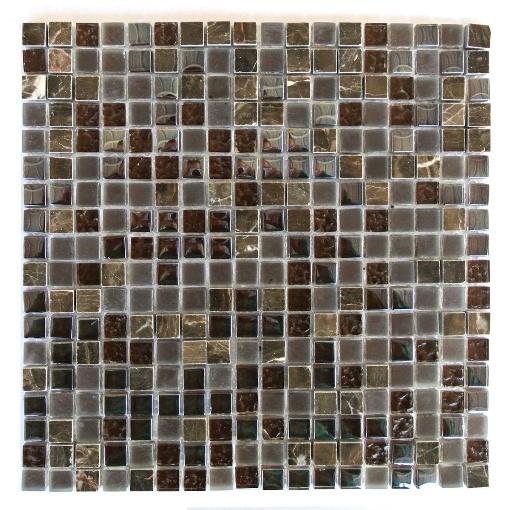 Quartz Collection 5/8 x 5/8 Dipietra Glass