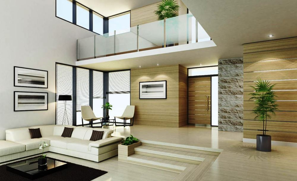 how to correctly decor area in the living room dining room and bedroom